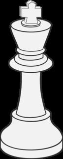 White King Chess