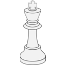 White King Chess