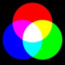 Circle Rgb Color Mix