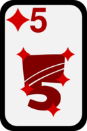 Five Of Diamonds
