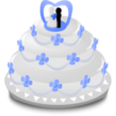 download Wedding Icon clipart image with 225 hue color