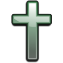 download Cross 002 clipart image with 315 hue color