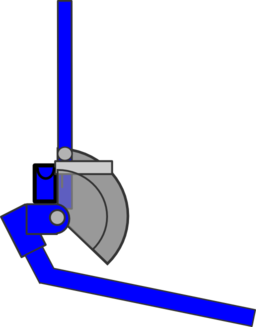 Plumbers Pipe Bending Machine