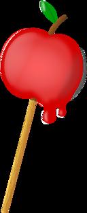 Sugar Coated Apple