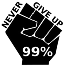 Occupy Never Give Up
