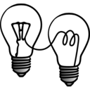 download Open Innovation Off clipart image with 180 hue color
