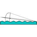 Sailing Capsized Rescue Illustrations