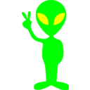 Little Green Alien