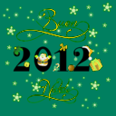 download Natale 2012 clipart image with 45 hue color