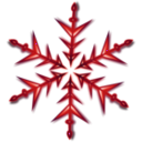 download Snowflake 1 Remix clipart image with 315 hue color