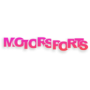 download Motorsports Text clipart image with 315 hue color