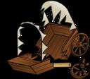 Rpg Map Symbols Caravan Wreck