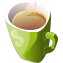 Green Mug Of Tea