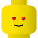 Lego Smiley Love