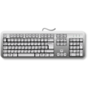 download Linux Keyboard Remix clipart image with 45 hue color