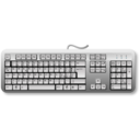 download Linux Keyboard Remix clipart image with 90 hue color