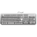 download Linux Keyboard Remix clipart image with 135 hue color