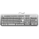download Linux Keyboard Remix clipart image with 180 hue color