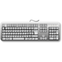 download Linux Keyboard Remix clipart image with 315 hue color