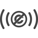 Public Domain Audio Symbol