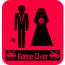 download Gameoverboda clipart image with 45 hue color