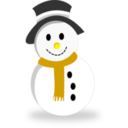 download Snowman clipart image with 45 hue color