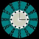 Crazzy Clock Strange