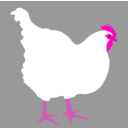 download Hen By Rones clipart image with 315 hue color