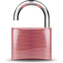 download Open Padlock clipart image with 315 hue color