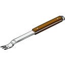 Barbeque Fork
