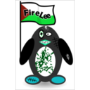 download Avatar Pinguin clipart image with 135 hue color