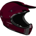 download Helmet clipart image with 225 hue color