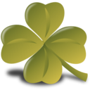 download Saint Patrick Day Icon clipart image with 315 hue color