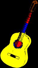 Guitarra Colombia