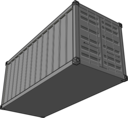 Cantocore Shipping Container