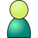 download User clipart image with 45 hue color