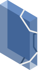 Cm Isometric Folder Empty