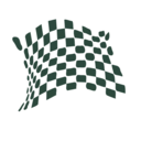 download Chequered Flag Abstract Icon clipart image with 315 hue color