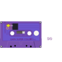 download Compact Cassette clipart image with 45 hue color