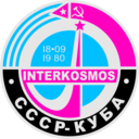 download Interkosmos clipart image with 315 hue color