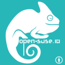 download Open Suse Ru Icon clipart image with 90 hue color