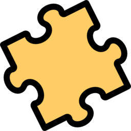 Never Ending Jigsaw Puzzle Piece