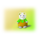 download Little Mouse clipart image with 45 hue color