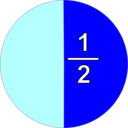 Part And Fraction 1 2