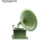 download Gramophone clipart image with 45 hue color