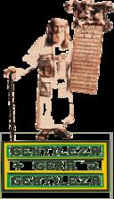 Gentileza Brazilian Prophet Tribute 2