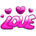download Love clipart image with 315 hue color