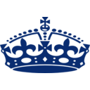 Jubilee Crown Blue