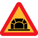 Tunnel Roadsign