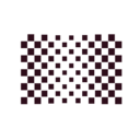 download Chequered Flag Abstract Icon 2 clipart image with 135 hue color